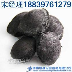 炼钢用锰碳球图片