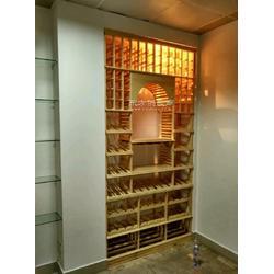 免费设计酒架酒柜、酒窖设计、家具设计制作服务、展示台设计制作服务、图片