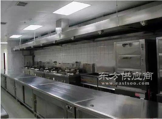 医院食堂厨房设计图片展示