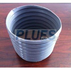汽车排烟管塑筋阻燃级软管灰色塑筋管图片