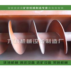 力科机械设备(图)|螺旋洗砂机生产厂家|靖江市洗砂图片