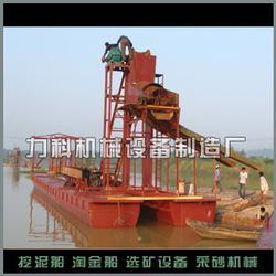 河沙淘金设备,兴安盟淘金,力科机械设备(查看)图片