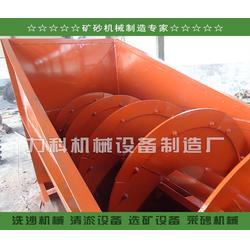 质优价廉洗石机、力科机械设备、万安县洗石图片