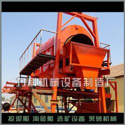 力科机械设备(图)|新疆大型淘金船|疏勒县淘金图片