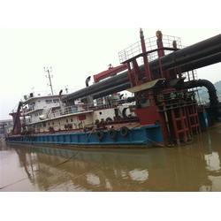挖泥船|力沃矿沙重工设备(认证商家)|疏通 挖泥船图片