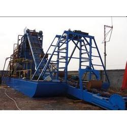 淘金船|力沃矿沙重工设备(优质商家)|山东淘金船图片