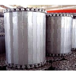 不锈钢链板厂家、桐乡链板、华运输送(图)图片