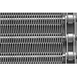 哈尔滨网带、不锈钢输送网带、华运输送(多图)图片