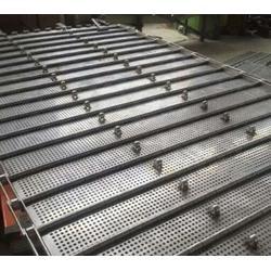 黑龙江链板-恒运网链-杀菌设备用链板图片