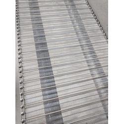 恒运网链(图)、不锈钢网链输送带、新沂不锈钢网链图片