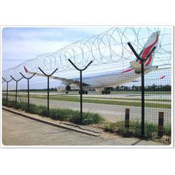 温州机场隔离围网、贝纳丰丝网、机场隔离围网订购图片