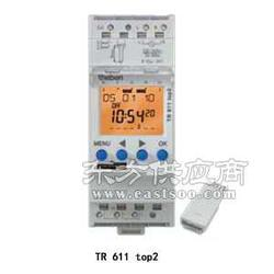 theben泰邦KNX最短开关时间1秒钟的电子定时器TR611top2图片