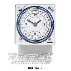 theben泰邦24小时面板安装机械定时器SYN169S图片