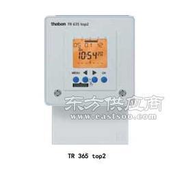 THEBEN泰邦面板安装电子定时开关tr635top2图片