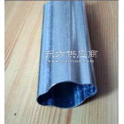 薄壁镀锌带梅花管/厂图片