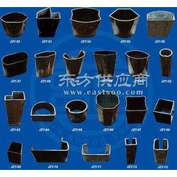 镀锌带异形管厂家图图片