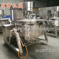 中央厨房设备 自动炒菜锅 大型食堂餐厅炒菜机图片