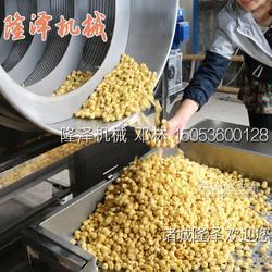 爆米花机生产设备 大型爆米花机器图片