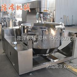 豌豆糕自动炒锅 电加热行星搅拌机图片