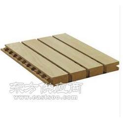 学校槽木吸音板图片
