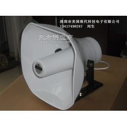 12V天花喇叭/有源壁挂音箱/有源防水音柱图片