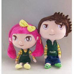 毛绒玩具厂|静安毛绒玩具|哈灵卡通图片