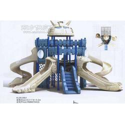 动漫系列假面人滑滑梯,幼儿园大型玩具批售图片