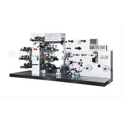 锦华厂家直供轮转式商标印刷机免费打样4-12色可选图片