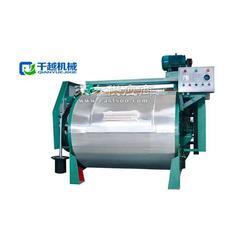 市场热销千越牌 20公斤蒸汽式 卧式工业洗衣机图片