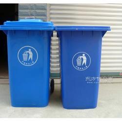 小区物业垃圾桶 挂车垃圾桶现货图片