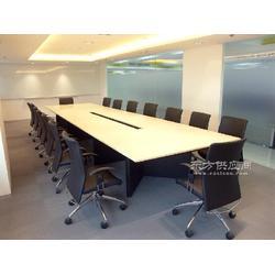 4米会议桌 3米会议桌 多尺寸会议桌图片