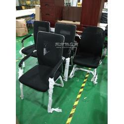 黑色网布椅 黑色皮革椅 办公电脑椅图片
