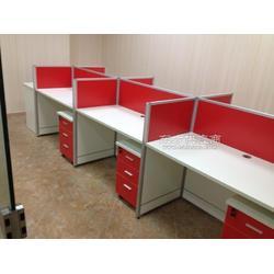 铝合金工位屏风隔断办公桌 玻璃工位图片