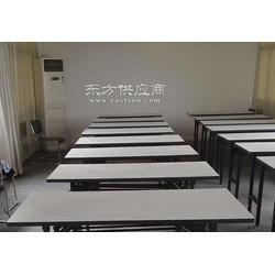 长条条形培训桌 户外活动折叠桌 多用培训桌图片