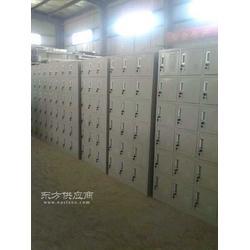 12门的铁皮更衣柜 员工储物柜图片