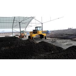 翻堆机,鑫实牧业(在线咨询),有机肥 翻堆机图片