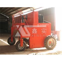 发酵翻堆机、翻堆机、鑫实牧业(图)图片