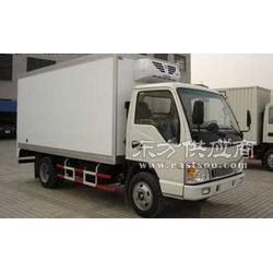 厂家供应江淮帅铃国四HFC5040XLCKZ型冷藏车图片