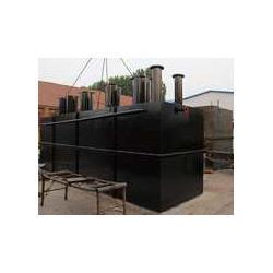 地埋式一体化污水处理设备能提高空气中的氧在水中溶解度图片