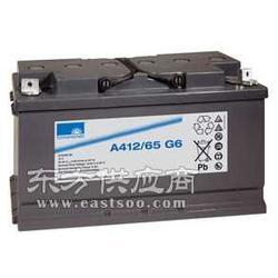 阳光蓄电池A412/65G6胶体蓄电池报价图片