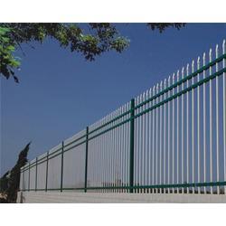 小区锌钢护栏-双建铁艺(已认证)晋中锌钢护栏图片