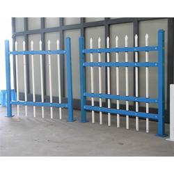 锌钢栅栏定做-太原锌钢栅栏-双建铁艺图片