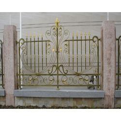 双建铁艺(图)|铁艺围栏定做|文水铁艺围栏图片