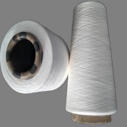 紧密纺人棉纱60支 R60s  粘胶纱线  现货供应图片