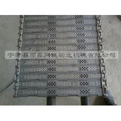 食品加工链板、顺鑫网链、304不锈钢食品加工链板图片