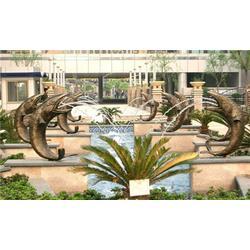 园林景观雕塑、宁德景观雕塑、腾艺雕塑技术先进(查看)图片