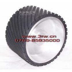 300X200定制橡胶抛光轮,砂带机抛光轮,砂带机胶辊,砂布带胶辊,厂家直销图片