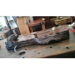 船木大板会议桌大班台(图)|株洲老船木茶桌|船木茶桌图片