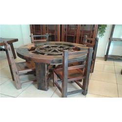 船印木作,船木家具厂家(图)、香河船木家具、船木家具图片
