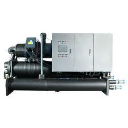 水地源热泵机组别墅用、瑞冬集团直销、巩义水地源热泵机组图片